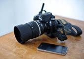 原稿や写真の準備